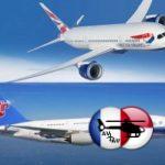 British Airways : partage avec China Southern, biométrie à Los Angeles